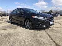 2013 Ford Fusion Titanium Sedan For Sale in Madison, WI