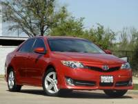 Pre-Owned 2012 Toyota Camry SE Sedan For Sale in Frisco TX