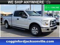 Certified 2015 Ford F-150 XLT Truck SuperCab Styleside in Jacksonville FL