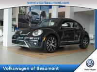 Pre-Owned 2016 Volkswagen Beetle Coupe 1.8T Dune Front Wheel Drive Coupe