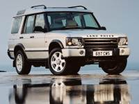 2003 Land Rover Discovery SE 7 Passenger SUV