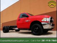 2014 Dodge Ram 3500 Regular CHASSIS AND CAB 2WD DRW AISIN TRANSMISSION