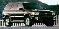 Pre-Owned 2000 INFINITI QX4 Luxury 4WD VIN JNRAR07Y8YW086110 Stock Number 0086110