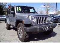 Used 2014 Jeep Wrangler Unlimited Rubicon 4x4 SUV for sale in Totowa NJ