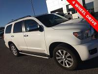 2015 Toyota Sequoia 4WD Limited 5.7L V8 SUV