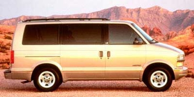 Photo Used 1998 Chevrolet Astro Passenger For Sale Chicago, IL