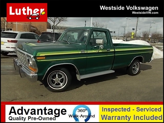 Photo 1978 Ford F-150 H.D. Ranger Explorer Edition Other