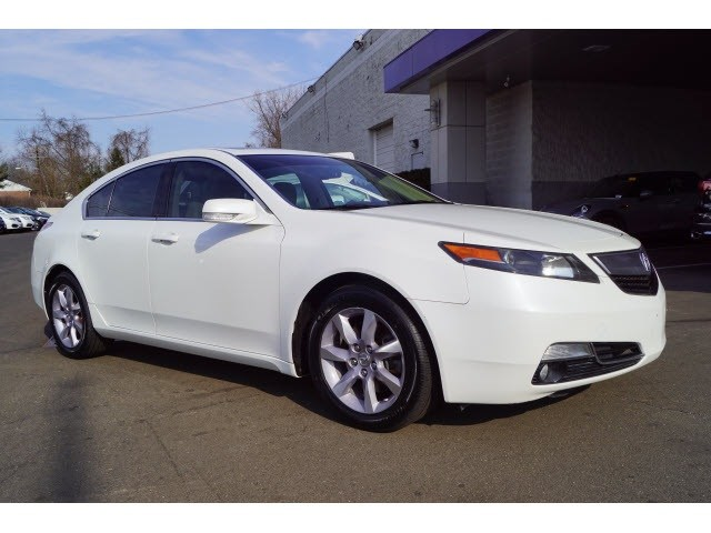 Photo Used 2013 Acura TL 3.5 For Sale Lawrenceville, NJ