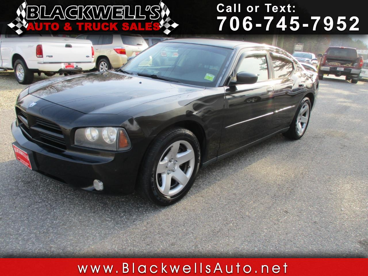 Photo 2008 Dodge Charger 4dr Sdn Police RWD