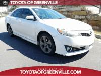 Pre-Owned 2012 Toyota Camry SE Sedan in Greenville SC