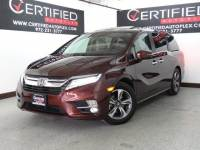 2018 Honda Odyssey TOURING SUNROOF REAR CAMERA ADAPTIVE CRUISE CONTROL POWER LIFTGATE POWER RE