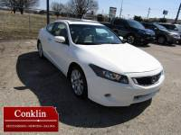 Pre-Owned 2008 Honda Accord Coupe 2-Door V6 Automatic EX-L