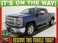 Used 2015 Chevrolet Silverado 1500 LTZ 4WD - Heated Leather - Tow Package For Sale Near St. Louis