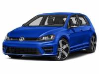 2017 Volkswagen Golf R 4-Door w/DCC & Navigation 4MOTION