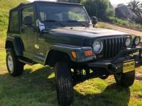 2000 Jeep Wrangler 2dr Sahara 4WD SUV