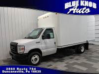 2018 Ford E-350 Cutaway Base Truck in Duncansville | Serving Altoona, Ebensburg, Huntingdon, and Hollidaysburg PA