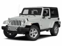 2015 Jeep Wrangler Rubicon 4x4 SUV