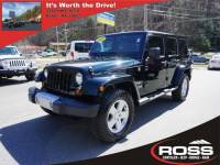 2012 Jeep Wrangler Unlimited Sahara 4x4 SUV in Boone