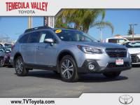 2018 Subaru Outback 2.5i Limited SUV All-wheel Drive in Temecula