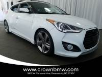 Pre-Owned 2013 Hyundai Veloster Turbo w/Blue in Greensboro NC