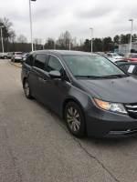 Home of the $500 Price Beat Guarantee: 2015 Honda Odyssey EX-L Minivan/Van