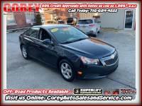 2014 Chevrolet Cruze 4dr Sdn Auto 1LT