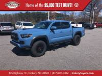 Used 2018 Toyota Tacoma TRD Pro Double Cab 5' Bed V6 4x4 AT