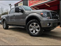 2013 Ford F-150 FX4 SUPERCREW 5.5-FT. BED 4WD CUSTOM LEVELED