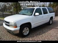 2005 Chevrolet Suburban 4dr 1500 4WD LT
