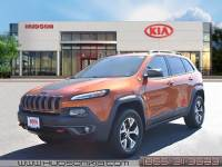 Used 2015 Jeep Cherokee Trailhawk SUV