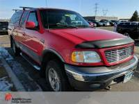 Used 2002 Ford F-150 XLT Truck For Sale in Shakopee