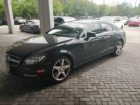 Pre-Owned 2013 Mercedes-Benz CLS 550 Rear Wheel Drive Coupe