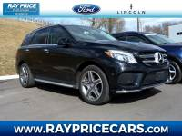 Used 2016 Mercedes-Benz GLE 400 4MATIC For Sale Stroudsburg, PA