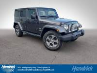 2016 Jeep Wrangler Unlimited Sahara Convertible in Franklin, TN