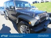 2014 Jeep Wrangler Unlimited Rubicon 4x4 SUV in Franklin, TN