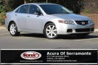 Pre-Owned 2005 Acura TSX AT