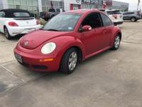 Pre-Owned 2007 Volkswagen New Beetle Coupe 2dr COUPE Front Wheel Drive Coupe