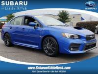 Certified Pre-Owned 2018 Subaru WRX Limited for Sale in Little Rock near Hot Springs