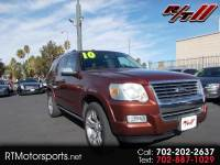 2010 Ford Explorer Limited 4.0L 2WD
