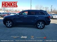 PRE-OWNED 2015 JEEP GRAND CHEROKEE LIMITEDD 4X4 4WD