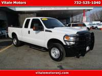 2015 Ford F-250 SD SUPER CAB 4X4 6' BED