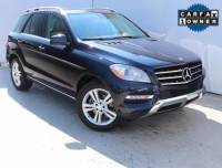 Pre-Owned 2015 Mercedes-Benz M-Class ML 350 SUV