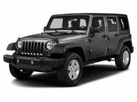 Used 2016 Jeep Wrangler Unlimited 5 Door 4X4 SUV SUV in Chandler, Serving the Phoenix Metro Area