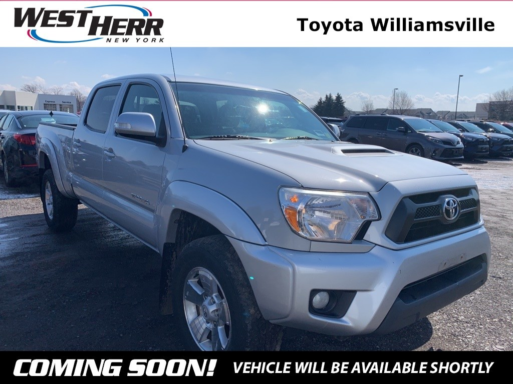 Photo 2012 Toyota Tacoma TRD Sport Truck Double Cab For Sale - Serving Amherst