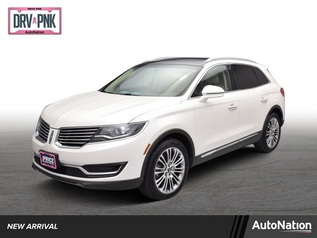 Photo 2016 Lincoln MKX Reserve