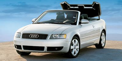 Photo Pre-Owned 2006 Audi A4 1.8T FWD Convertible