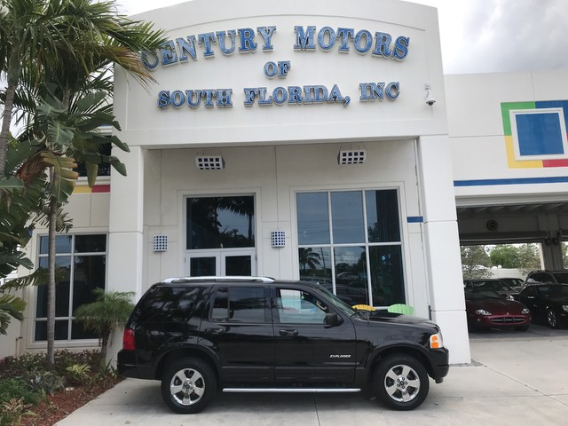Photo 2004 Ford Explorer Limited Leather Seats 6-Disc CD Changer Chrome Wheels
