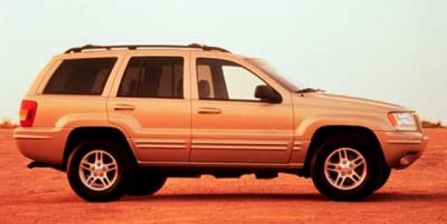 Photo Used 1999 Jeep Grand Cherokee 4dr Limited 4WD SUV For Sale in Seneca, SC