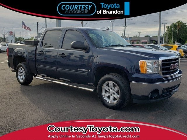 Photo Pre-Owned 2007 GMC Sierra 1500 Truck Crew Cab near Tampa FL