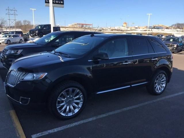 Photo 2015 Lincoln MKX SUV